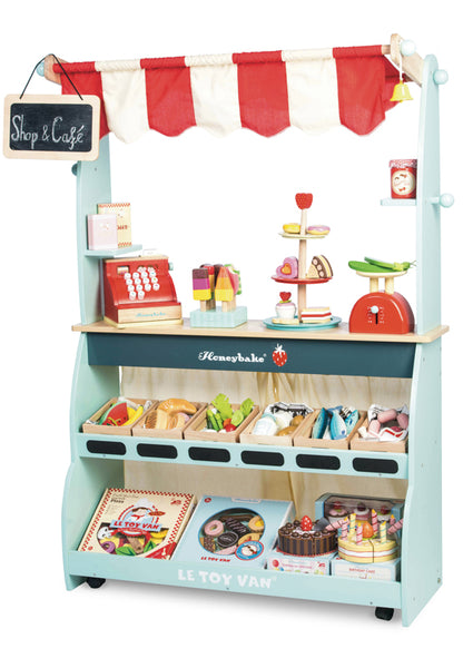 Le Toy Van Honeybake 2 in 1 Shop & Café