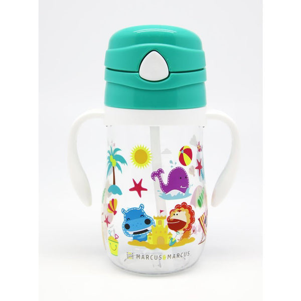 Marcus & Marcus Straw Drink Bottle