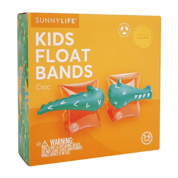 SUNNYLIFE FLOAT BANDS | CROC