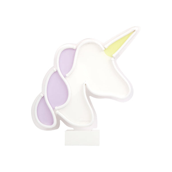 SUNNYLIFE Neon LED Light Unicorn