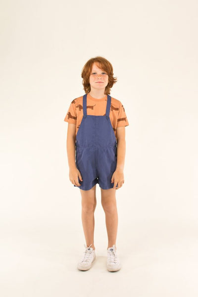 "TINYCOTTONS ""DOG"" ROMPER KIDS"