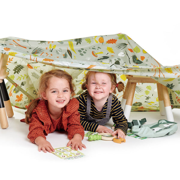 Tender Leaf Toys Forest Trail Kit PICNIC BLANKET
