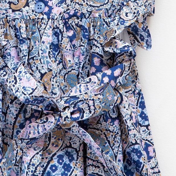 Pretty Wild Tia Dress English Paisley Liberty