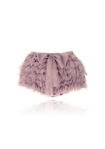 DOLLY by Le Petit Tom ® FRILLY PANTS Tutu Bloomer mauve