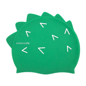 SUNNYLIFE SHAPED SWIMMING CAP 3-9 | CROC