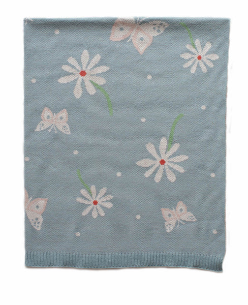 INDUS DESIGN Enchanted Garden Blanket