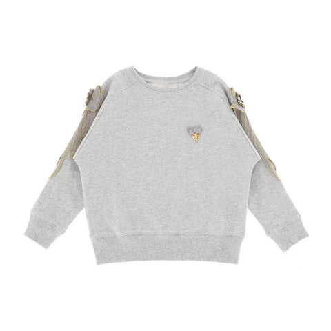 Angel's Face Emelia Sweatshirt Grey
