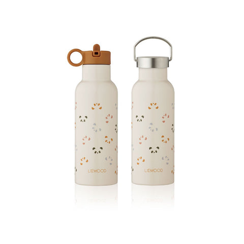 LIEWOOD Neo Water Bottle - 500ml - Panda sandy multi mix