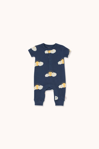 "TINYCOTTONS ""SLEEPY SUN"" ONE-PIECE JUMPSUIT BABY"