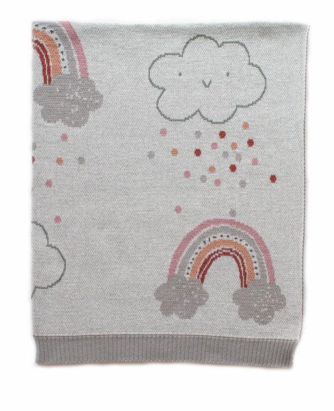 INDUS DESIGN Rainbow Blanket
