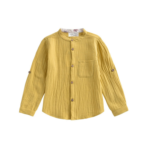 LOUISE MISHA BOYS Shirt Amod Honey BABY AND KIDS