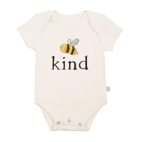 FINN + EMMA BABY BODY GRAPHIC BODYSUIT Bumble Bee