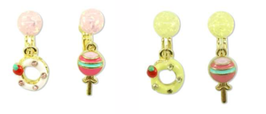 MINISTA CANDY SHOP EARRINGS CLIPS
