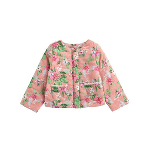 LOUISE MISHA Jacket Soluta Sienna Flamingo  BABY AND KIDS