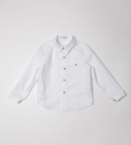 Fina Ejerique  OXFORD SHIRT WITH POCKET O20S2179