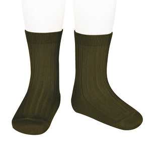 Condor ribbed ankle sock 742