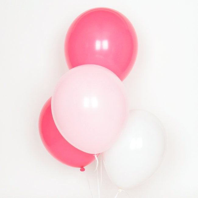 My Little Day mix balloons - pink