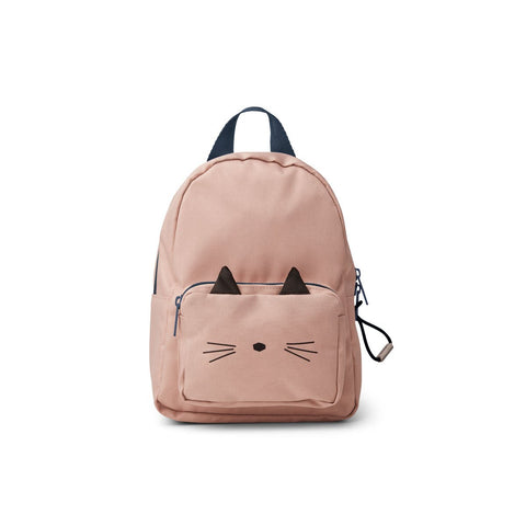 Liewood  Saxo Mini backpack - Cat rose