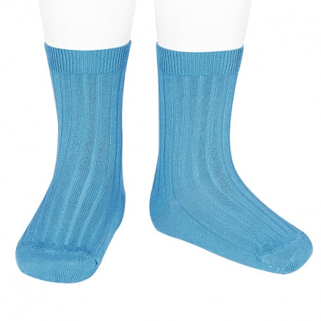 Condor ribbed ankle sock 457