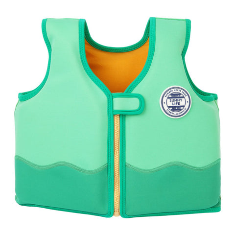 SUNNYLIFE FLOAT VEST 2-4 | CROC