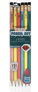 NPW Vibe Squad Pencil Set