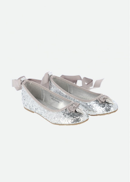 Angel's Face Lulu Pumps Silver