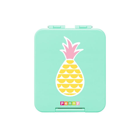 Penny Scallan Design MINI BENTO BOX - Pineapple Bunting