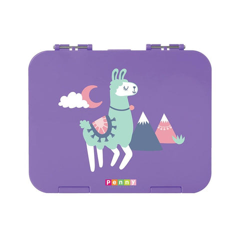 enny Scallan Design Bento Box Large Loopy Llama