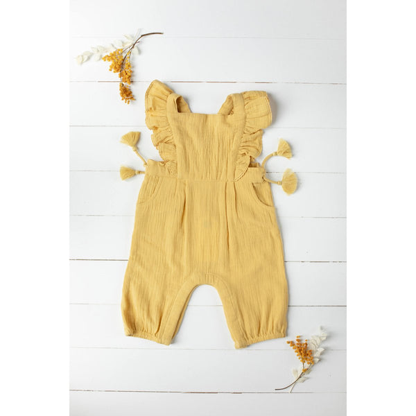 LOUISE MISHA Overalls Amishi Honey BABY AND KIDS