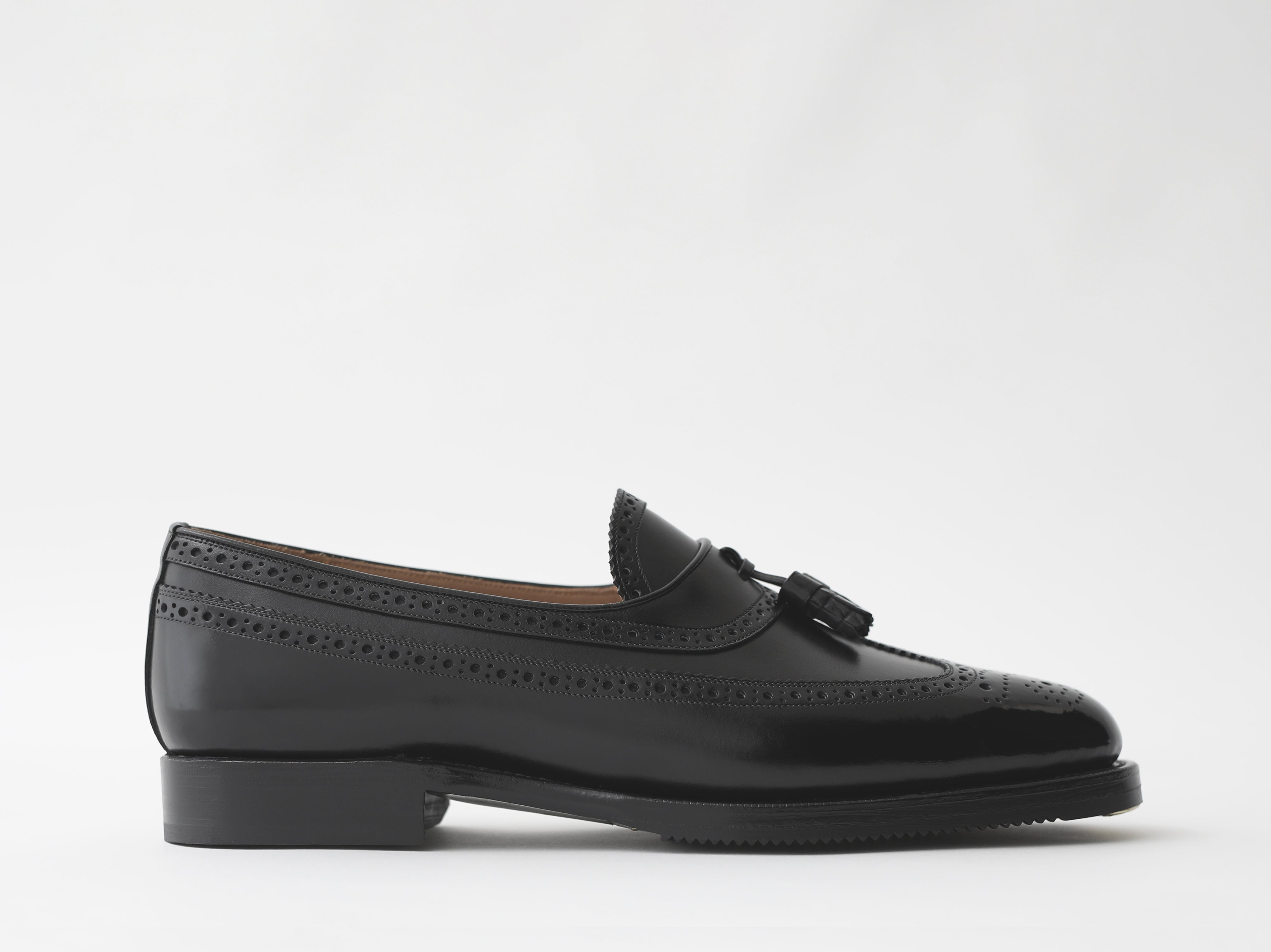 33.STYLE. A6250 TASSEL.LOAFER