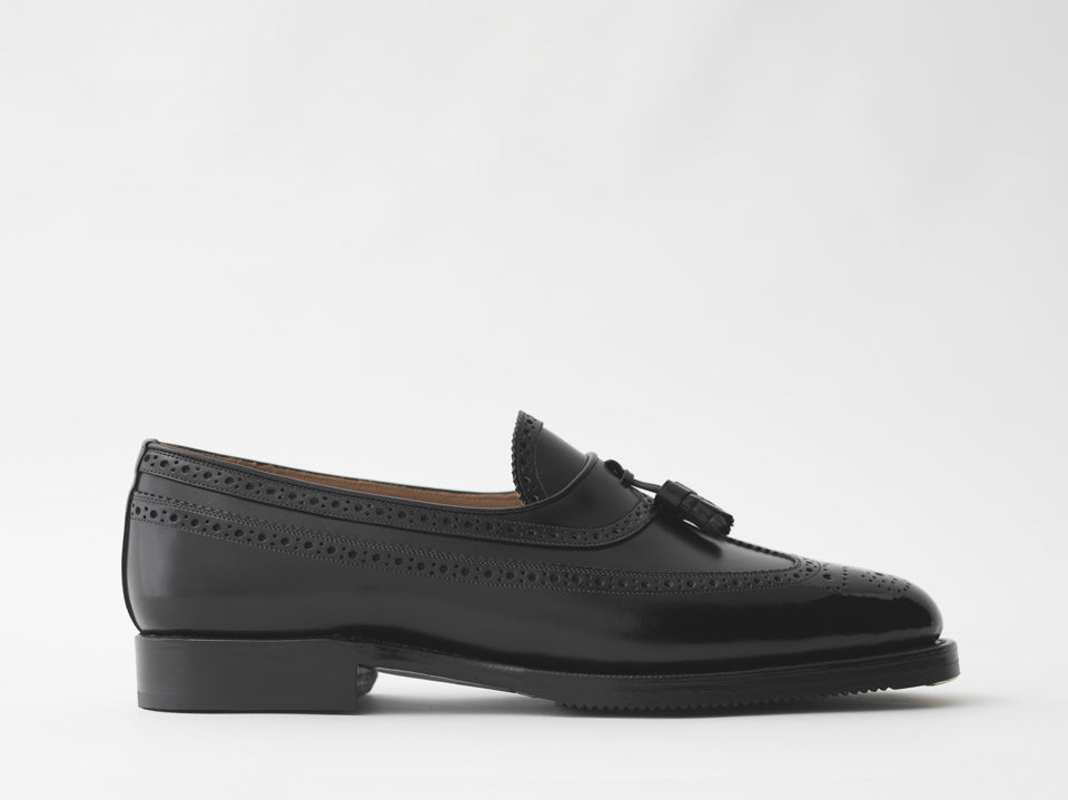 33. STYLE. A6250 TASSEL.LOAFER