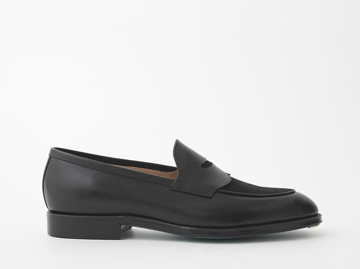 STYLE. A5290 LONG SADDLE LOAFER