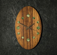 Load image into Gallery viewer, Vintage Wood Wall clock