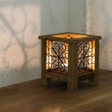 Load image into Gallery viewer, Wooden Tealight Holder