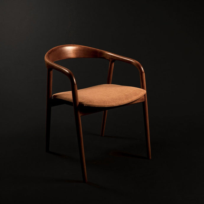 Decorative Wooden Chair - Beech