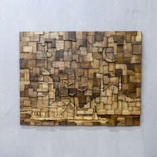 Load image into Gallery viewer, decorative wooden wall art of istanbul
