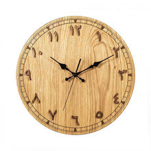 Load image into Gallery viewer, Gugar Old Times - Wooden Clock