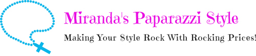 Miranda's Paparazzi Style is an affordable fashion website for the whole family.