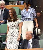 Kate Middleton Princess Vintage Print Dress - Miranda's Paparazzi Style