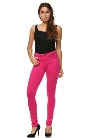 Women's French Terry Jeggings - Miranda's Paparazzi Style