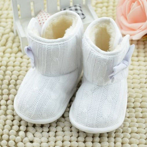 Fashion Baby kid boy girl first walk shoes lovely - Miranda's Paparazzi Style