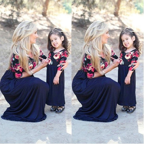 FashionMother Daughter Dresses spring 2018 - Miranda's Paparazzi Style