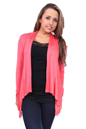 Women's Gorgeous Cardigan Loose Knitted Sweater - Miranda's Paparazzi Style