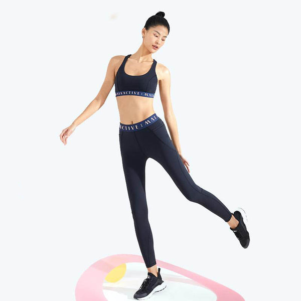 Sweatpants fitness Yoga Wear Running Women's bra - Here2U