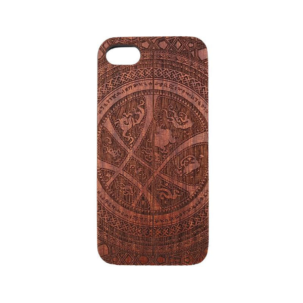Wooden 8 iphone7/7plus Protective sleeve - Here2U