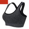 Underwear No Rims Vest High Strength Bra - Here2U