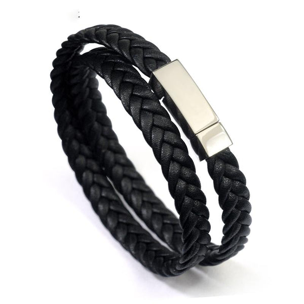 Steel Bracelet South Korean Titanium tide design - Here2U