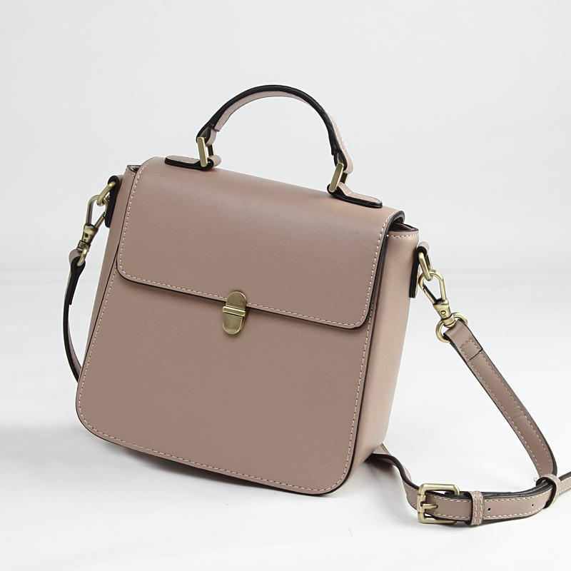 New small Square shoulder Oblique Handbag