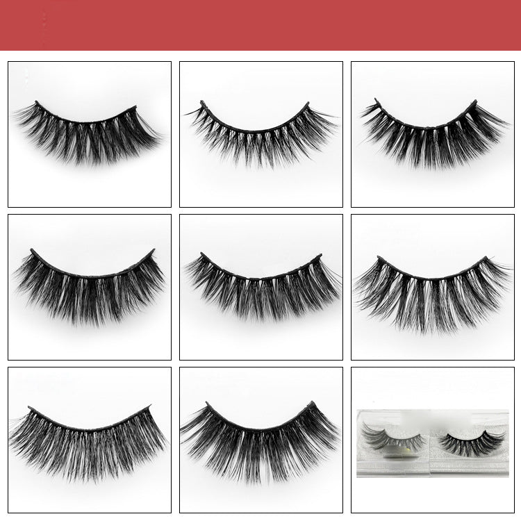 Cross-border exclusively curling eyelashes