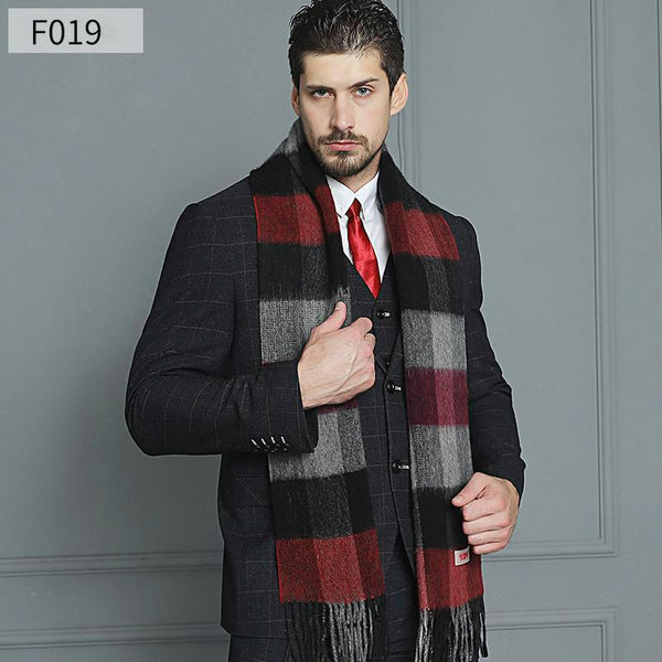 Warm Autumn Thick Wool Collar Scarves - Here2U